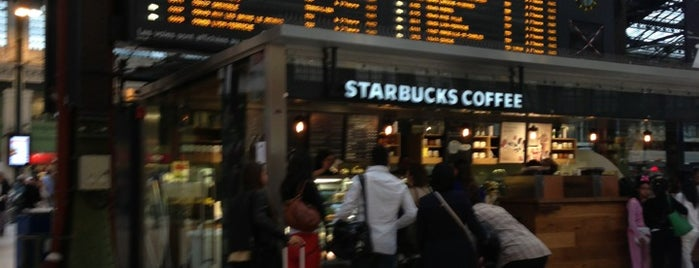 Starbucks is one of Paris.