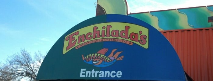 Enchilada's Restaurant - Greenville is one of Tammyさんのお気に入りスポット.