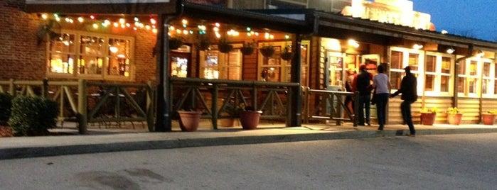 Jim 'N Nick's Bar-B-Q is one of Lugares guardados de Patrice M.