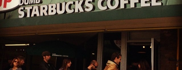 Dumb Starbucks is one of Hollywood Hop.