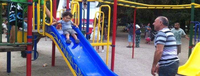 Juegos Parque Forestal is one of Santiago Centro 2.