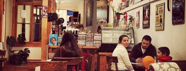 Un Café De Pelicula is one of Café.