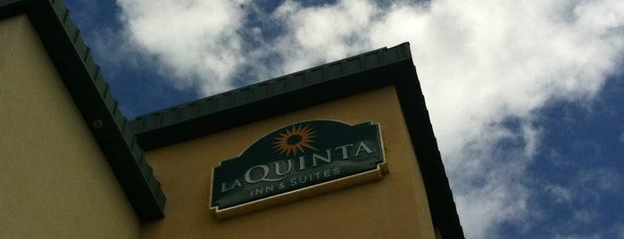 La Quinta Inn & Suites Virginia Beach is one of Lieux sauvegardés par Lovehermadison.
