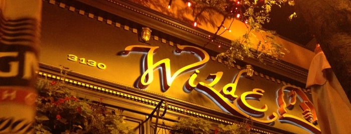 Wilde Bar & Restaurant is one of Best Food in Chicago.