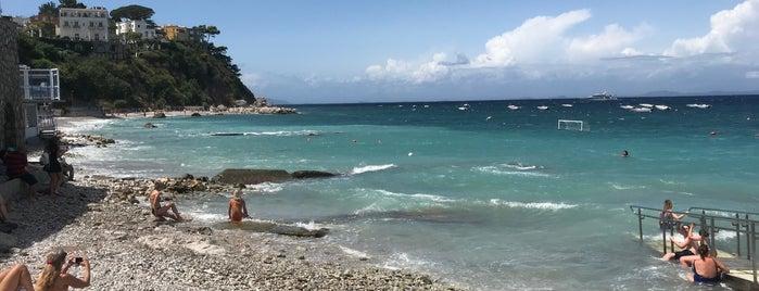 Spiaggia di Marina Grande is one of Italie.