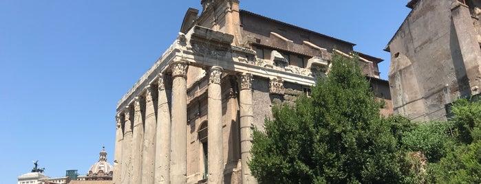 Atrium Vestae | House of the Vestal Virgins is one of สถานที่ที่ Simona ถูกใจ.