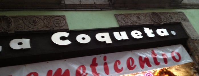 La Coqueta is one of Places visited.