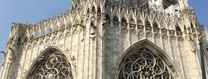 Veneranda Fabbrica Del Duomo Di Milano is one of Milano turistica.