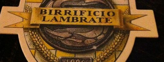Birrificio Lambrate is one of Milano.