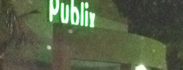 Publix is one of Santiagoさんのお気に入りスポット.