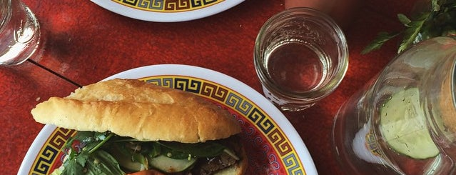 Lucy's Vietnamese Kitchen is one of Williamsburg To-Do (or Return).