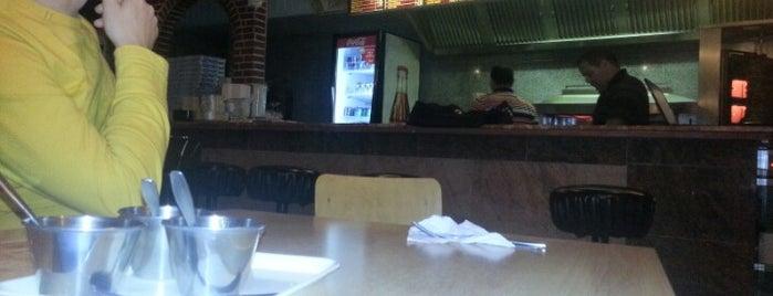 Pizzeria - Grillroom Oase is one of N. 님이 저장한 장소.