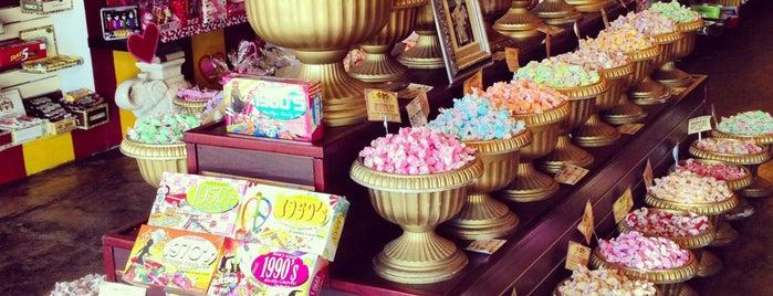 Big Top Candy Shop is one of uwishunu austin.