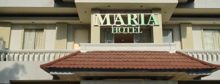 Hotel Maria is one of Kuta — Jimbaran.