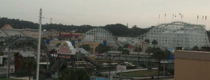 Hurricane At Family Kingdom is one of Myrtle Beach.