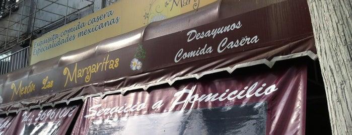 Meson Las Margaritas is one of Lalo'nun Beğendiği Mekanlar.