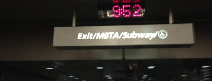 South Station Bus Terminal is one of Downtown Boston, Chinatown & North End.