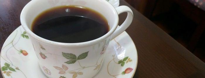 ツエーンコーヒー is one of ぎゅ↪︎ん 🐾さんの保存済みスポット.