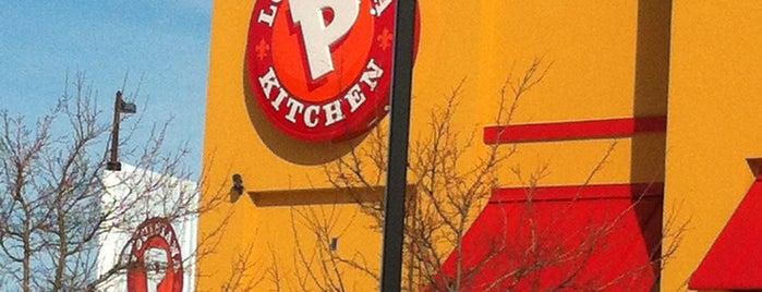 Popeyes Louisiana Kitchen is one of Lady'ın Beğendiği Mekanlar.