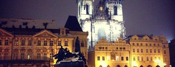 Староместская площадь is one of Prague to do.