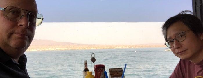 Havasu Landing Resort & Casino - Havasu Lake, CA is one of Tempat yang Disukai Rosemary.