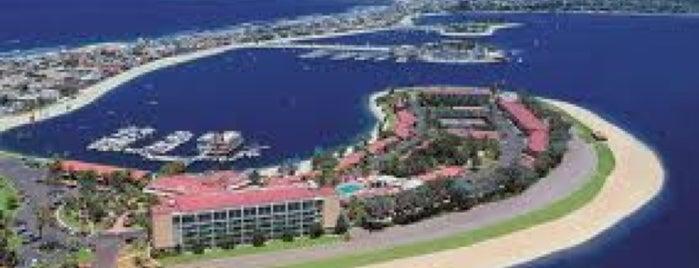 Bahia Resort Hotel - San Diego is one of A Week in San Diego.