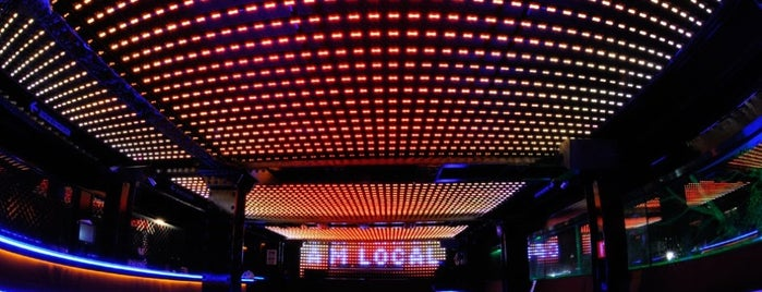 AM Local is one of Mexico City's Best Nightclubs - 2013.