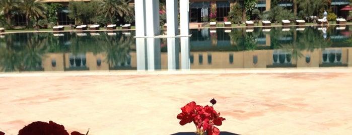Taj Palace - Jnan Errahma is one of René: сохраненные места.