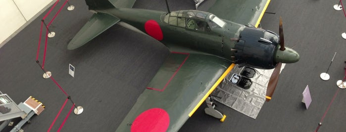 Tokorozawa Aviation Museum is one of Lugares favoritos de mossy_13.