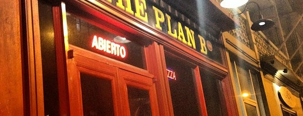 El Plan B is one of PR.