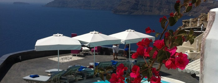 Andronis Luxury Suites is one of Santorini.