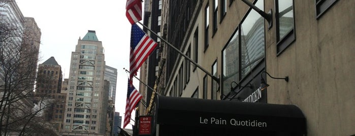 Le Pain Quotidien is one of Hotel near.