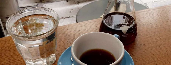 Taf Coffee is one of Atenas.