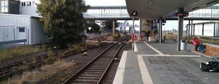 Bahnhof Puttgarden is one of Went Before 4.0.