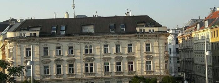 Zimmermannplatz is one of The Vienna Project.