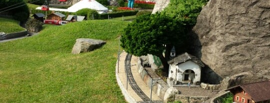 Swiss Miniatur is one of To be visited soon.