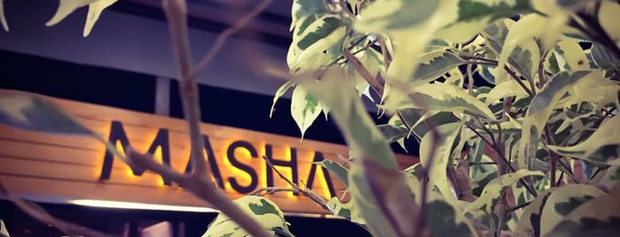 Masha Lounge is one of Lieux qui ont plu à Pelin.