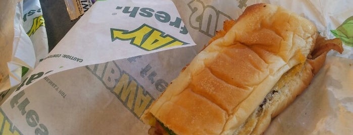 Subway is one of General Foodie.