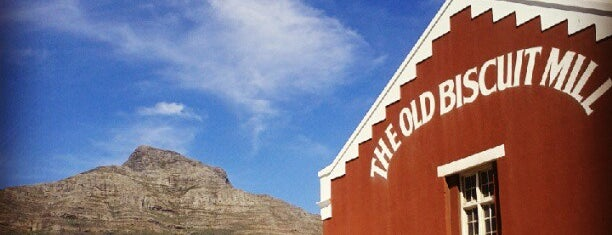 The Old Biscuit Mill is one of South Africa.