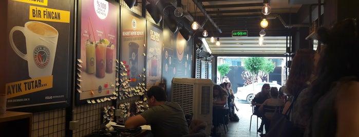 Brew Mood Coffee&Tea is one of Tempat yang Disukai gulsah.