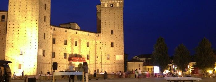 Castello degli Acaja is one of Raz's Wedding Trip.