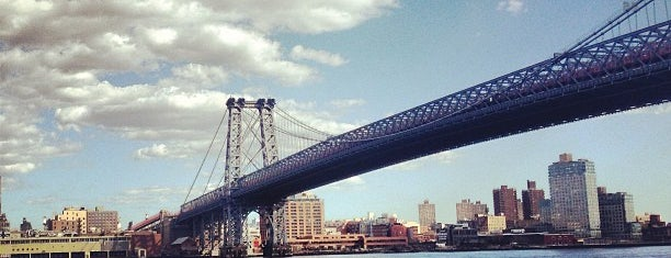 East River Park is one of #myhints4NewYorkCity.