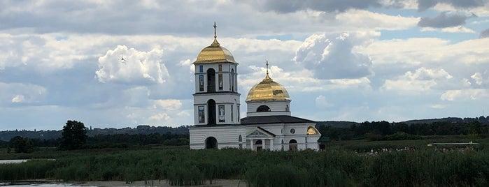 Церковь на острове is one of Posti che sono piaciuti a Svetlana.