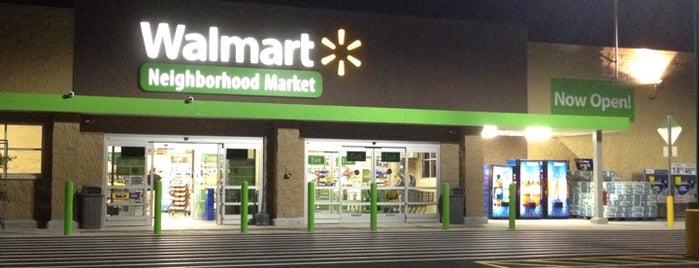 Walmart Neighborhood Market is one of Happy 님이 좋아한 장소.