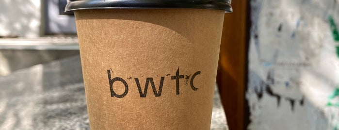 bwtc cafe&roasters is one of Kyiv work cafes.