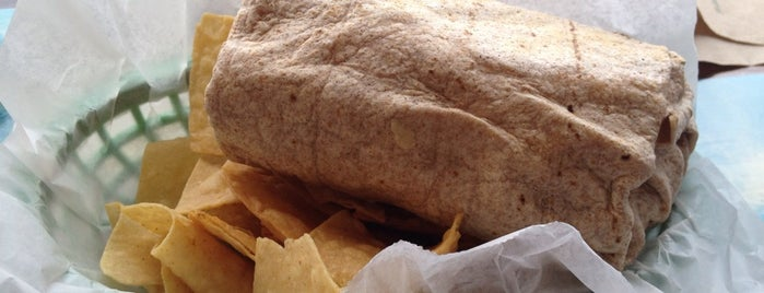Cali Burrito is one of 40 Must-Try Burritos.