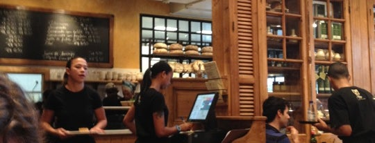 Le Pain Quotidien is one of Bakeries, Coffee Shops & Breakfast Places.