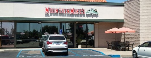 Mountain Mike's Pizza is one of Gluten free options.