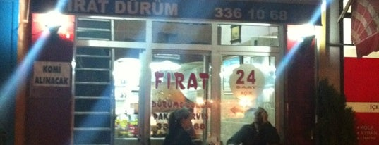 Fırat Dürüm & Çorba is one of oki.