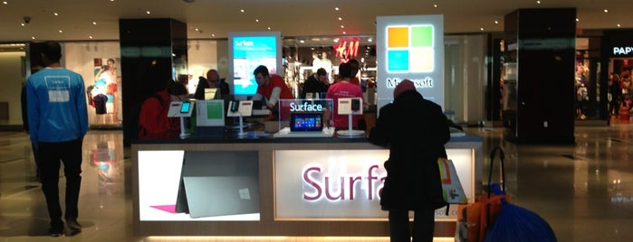 Microsoft Store is one of To do in NYC.